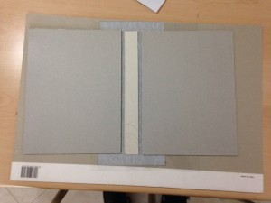 Cutting paperboard